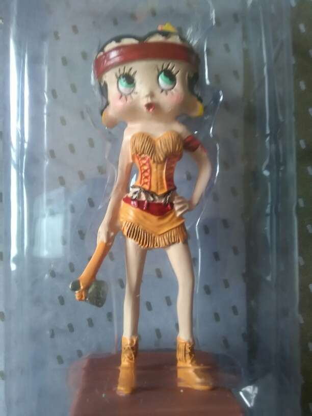 Imagen producto Se vende 3 Betty boop de colección 4