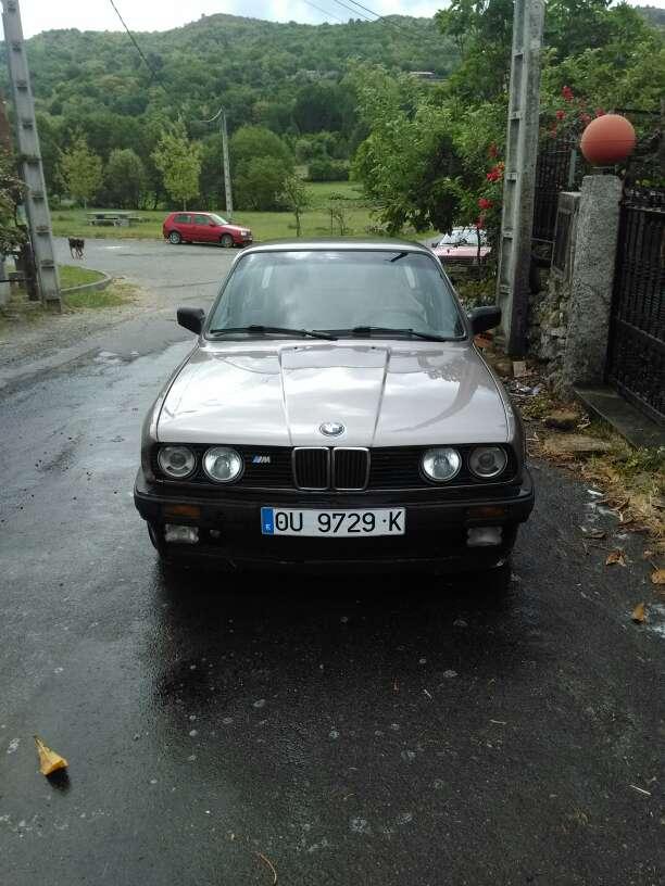 Imagen BMW diesel tdi 324