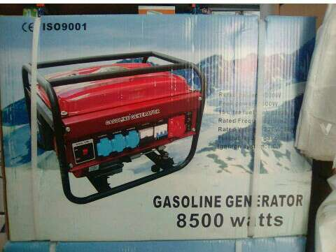 Imagen generador gasolina 8500w