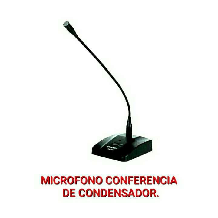 Imagen Microfono Conferencia de Condensador nuevo.