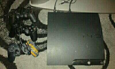 Imagen Pley 3 con juegos I 3 mandos