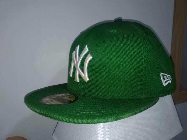 Imagen New Era New York Yankees Gorra Básica Verde