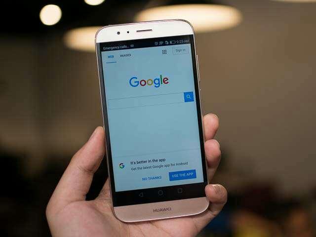 Imagen producto Telefono Huawei G8  2