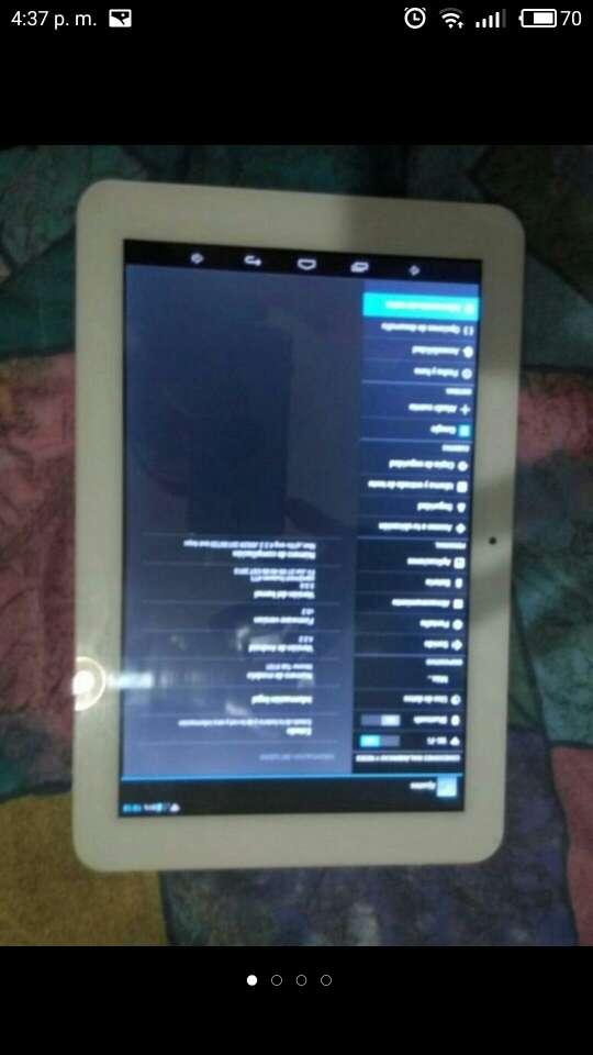 Imagen tablet de 10pulgadas