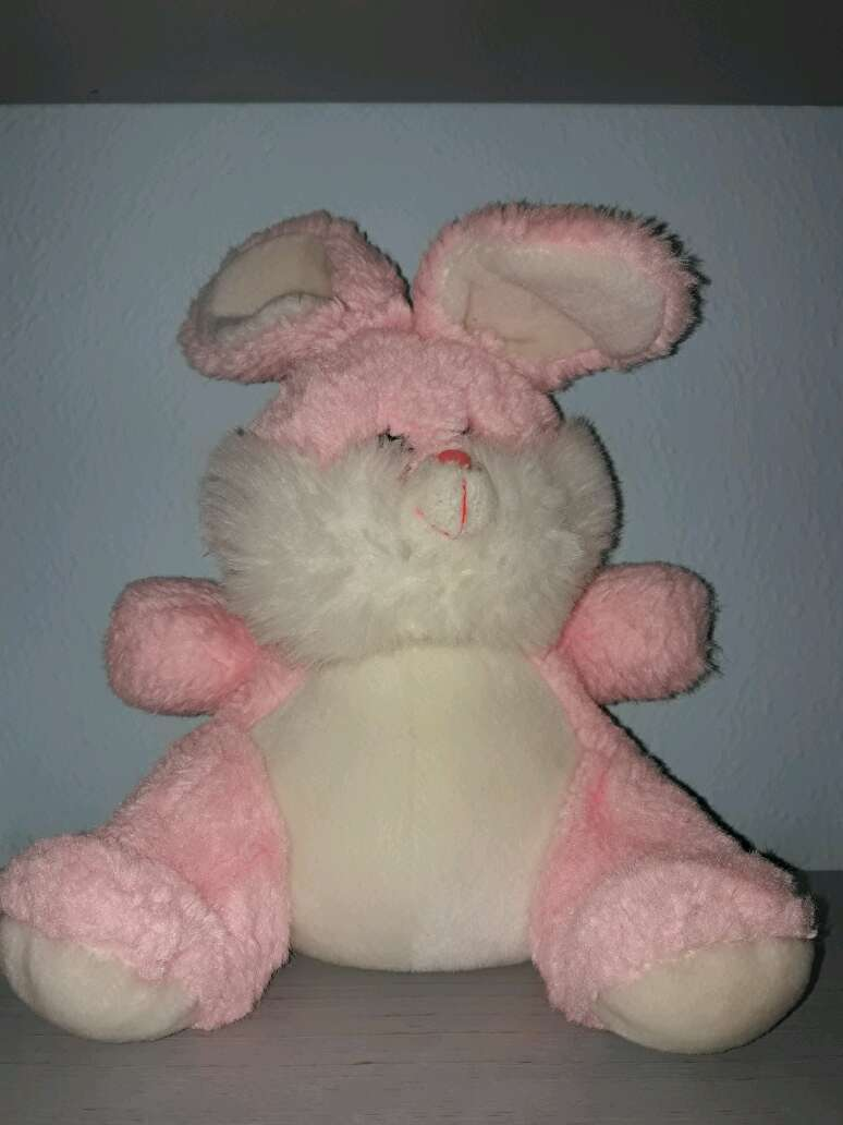 Imagen peluche conejo