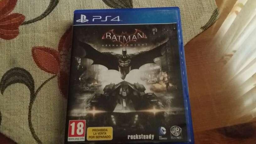 Imagen Batman Arkham Knight Ps4