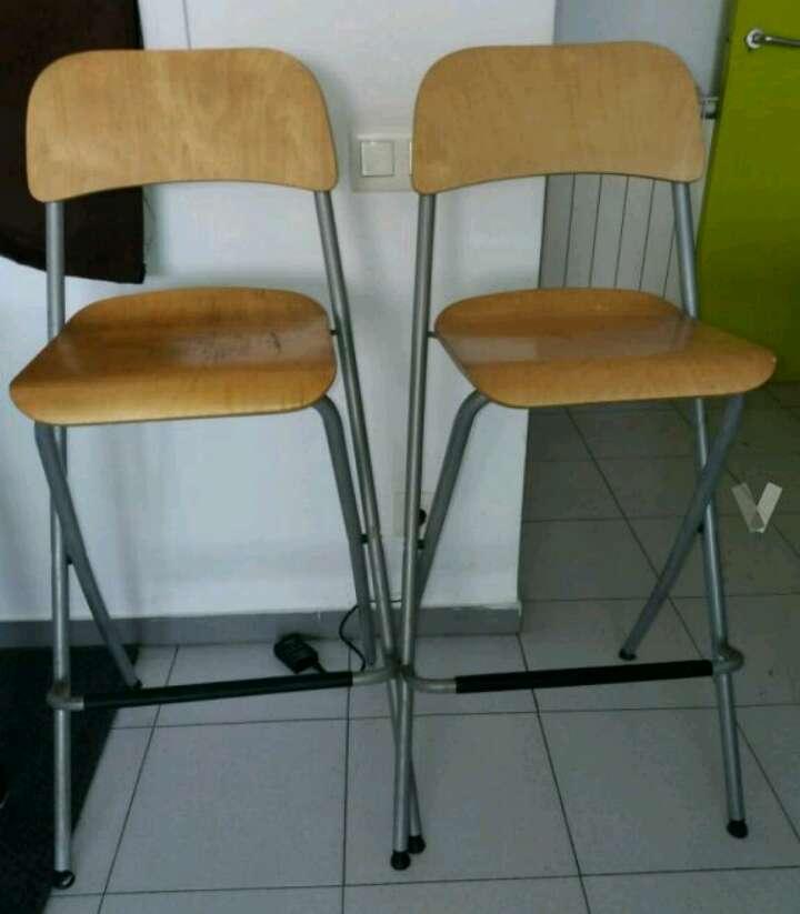 Imagen producto 2 Taburetes IKEA FRANKLIN 2