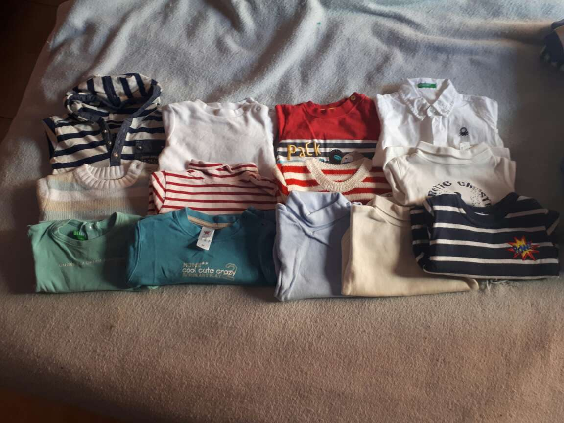 Imagen producto Lote bebe 0-3 meses 2