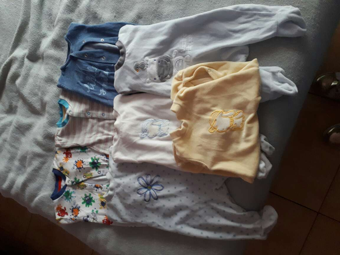 Imagen producto Lote bebe 0-3 meses 3