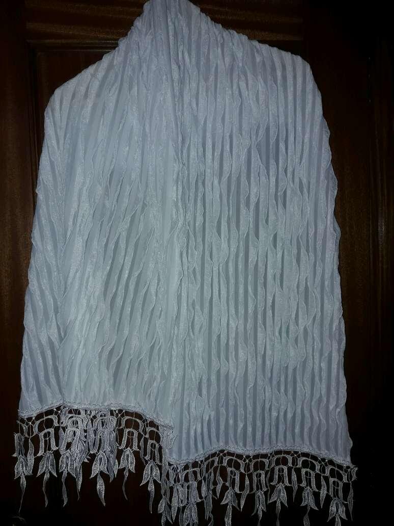 Imagen foulard blanco