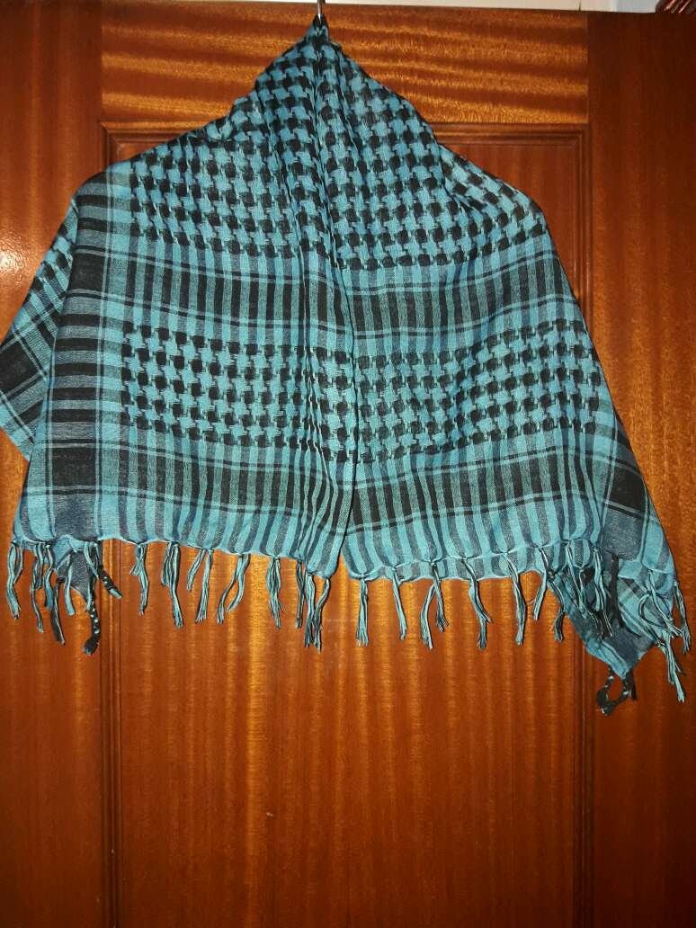 Imagen foulard negro