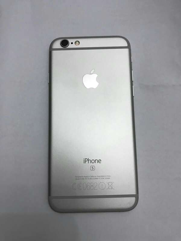 Imagen producto IPhone 6S 64GB plata 2