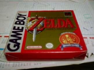 Imagen Zelda gameboy