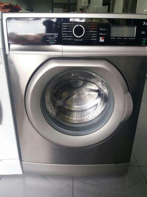 Imagen lavadora marca nowpol