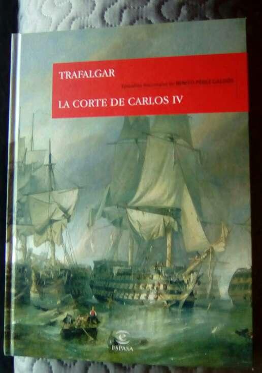 Imagen Trafalgar y La Corte de Carlos IV