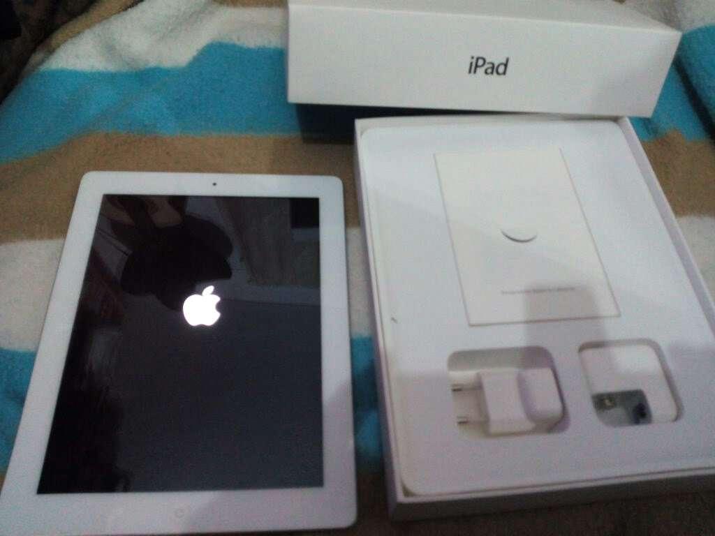 Imagen iPad 4 pantalla retina 16gb