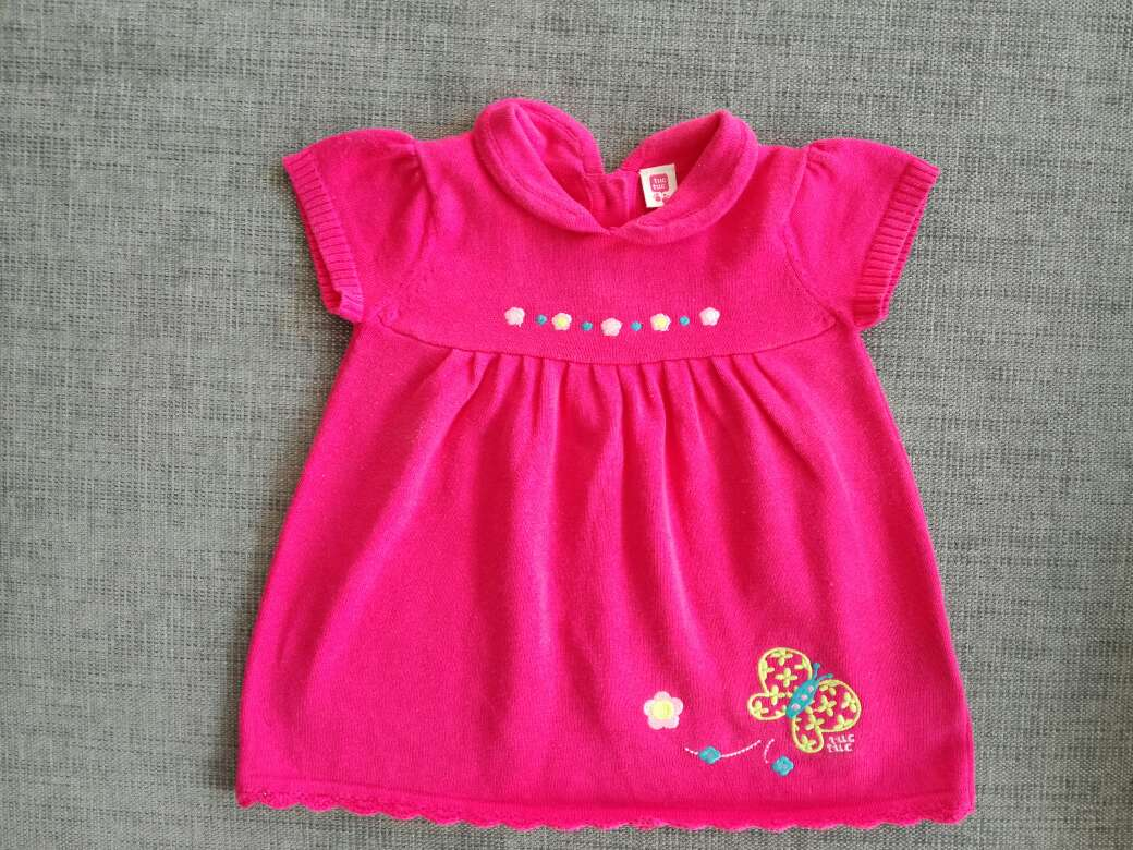 Imagen producto Ropa bebé 6 meses. Pack. 2
