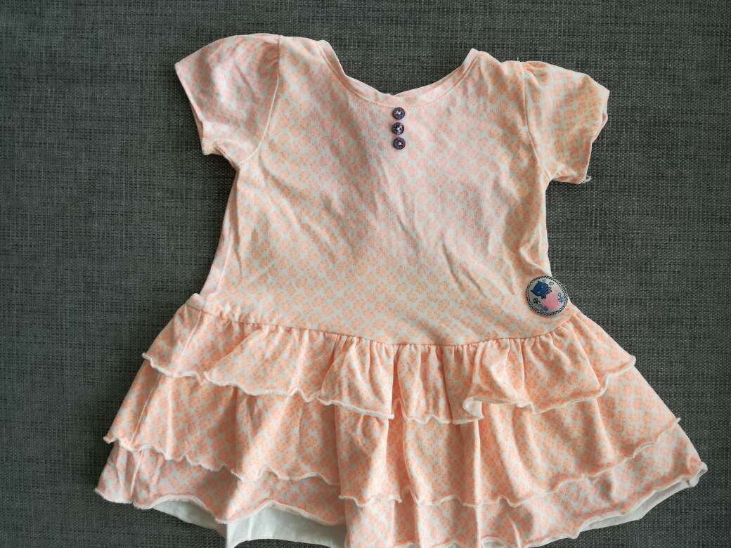 Imagen producto Ropa bebé 6 meses. Pack. 3