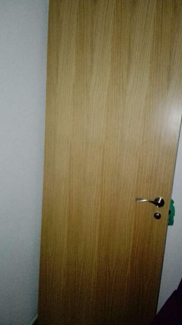 Imagen puerta de madera 35€ , nueva