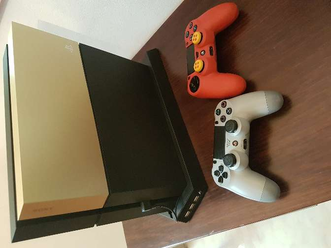 Imagen producto Ps4 kit completo 2