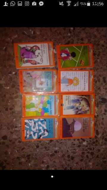 Imagen Pack de 8 Libros.