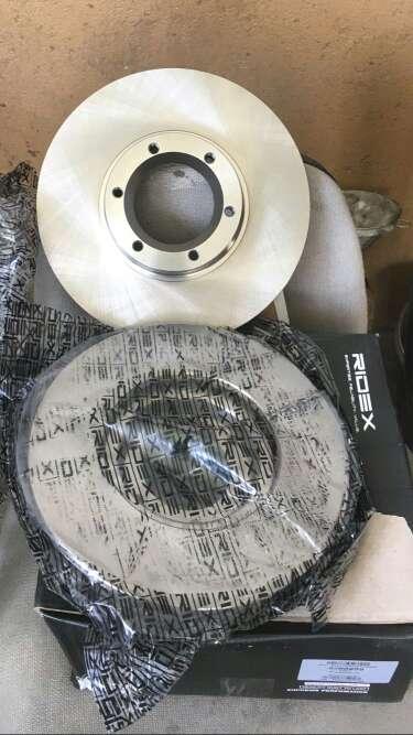 Imagen discos de freno nuevos