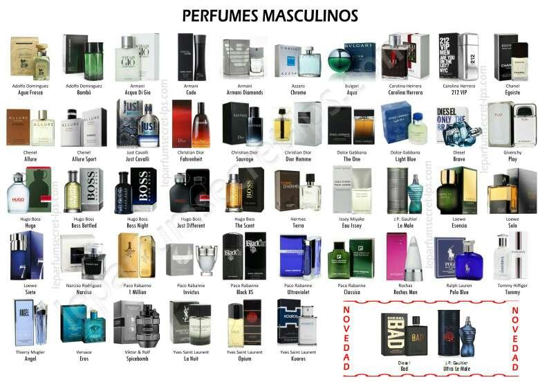 Imagen producto Perfumes Low Cost no imitación 4