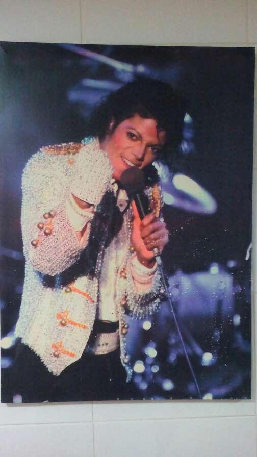 Imagen Rebajados un 66%. Cuadros Michael Jackson.