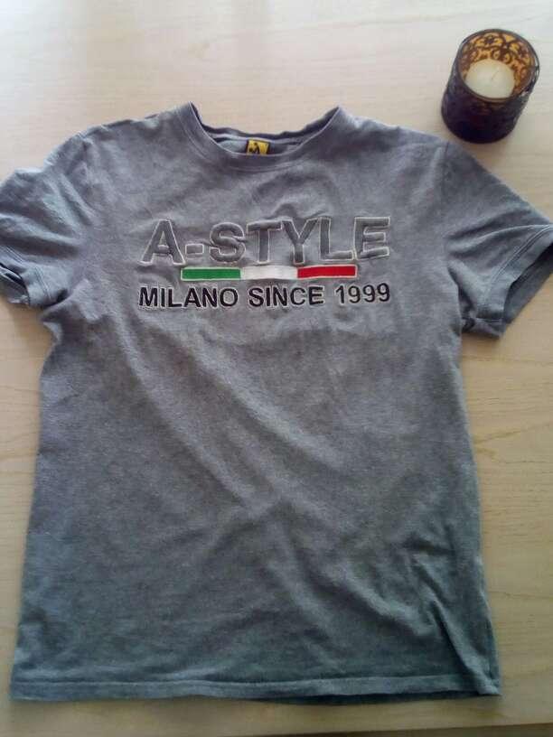 Imagen Camiseta unisex A-style