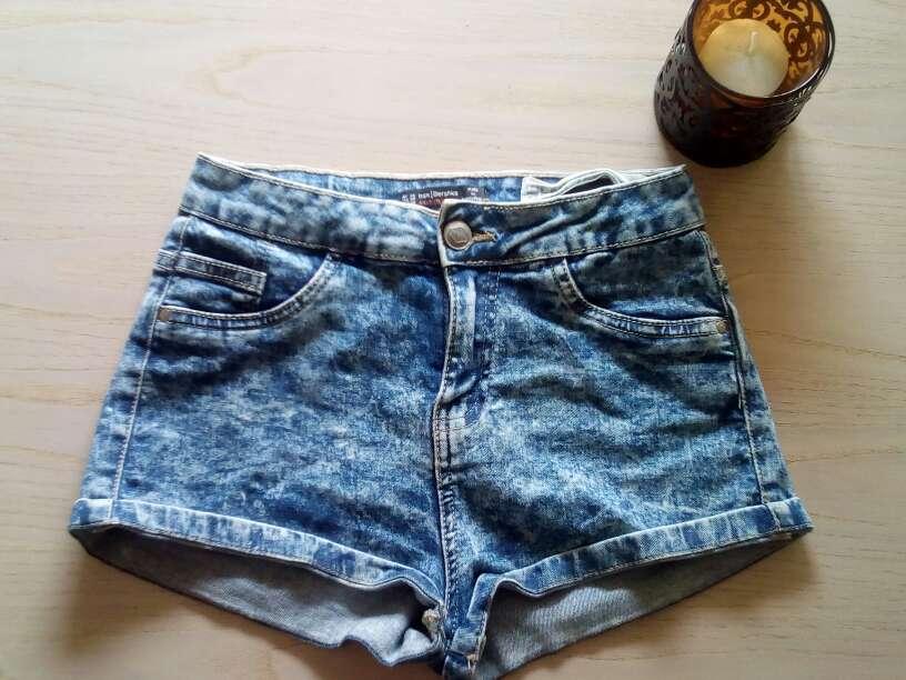 Imagen Pantalones cortos bershka