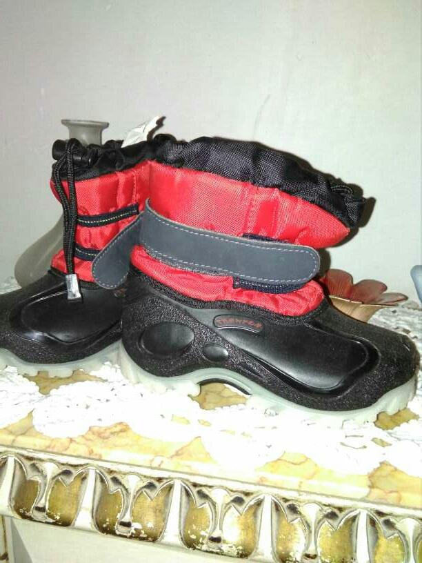 Imagen botas para nieve