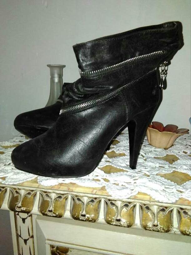 Imagen botas tacón
