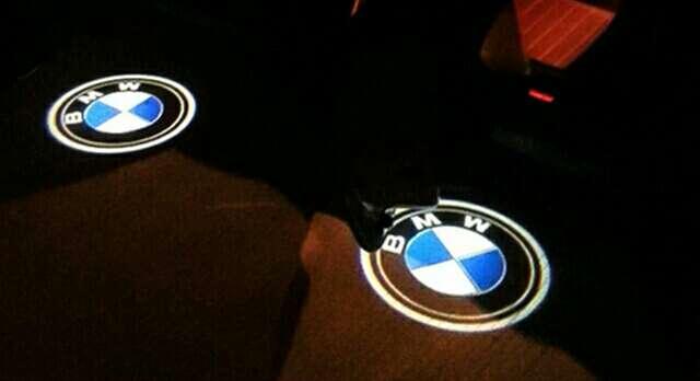 Imagen proyector led bmw