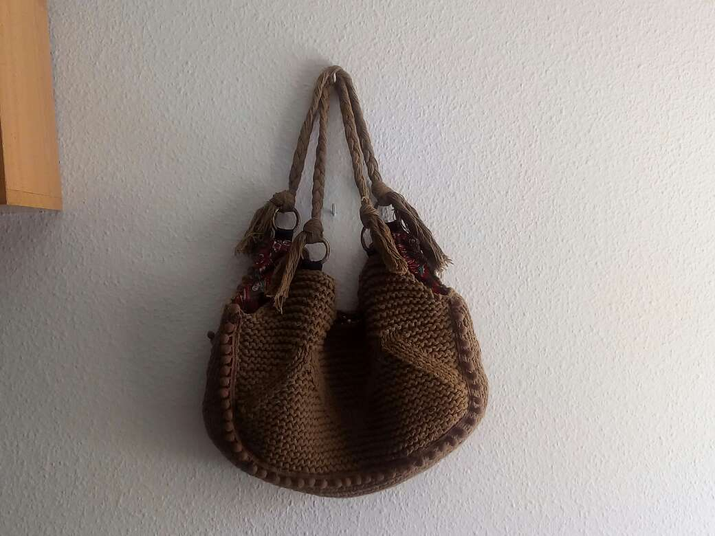 Imagen producto Bolso de Crochet 1