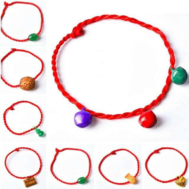 Imagen pulseras de cuerda
