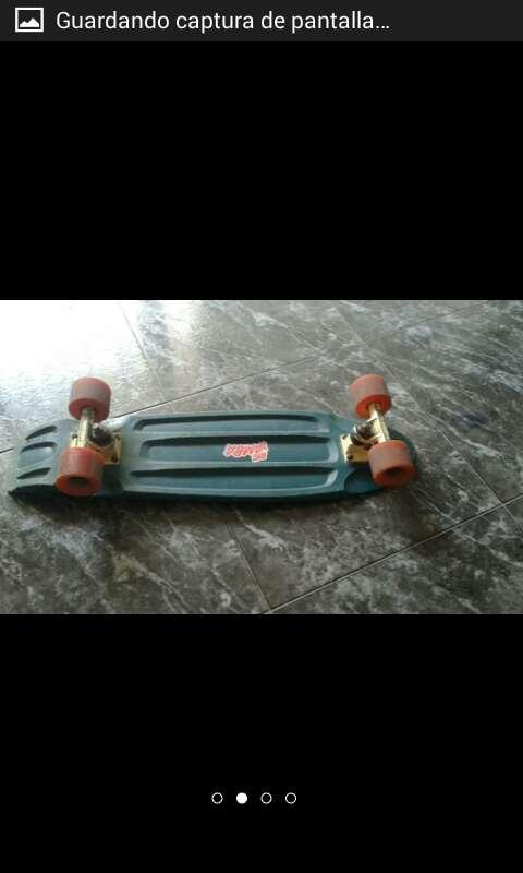 Imagen producto Vendo patin big yamba en bue estado 2