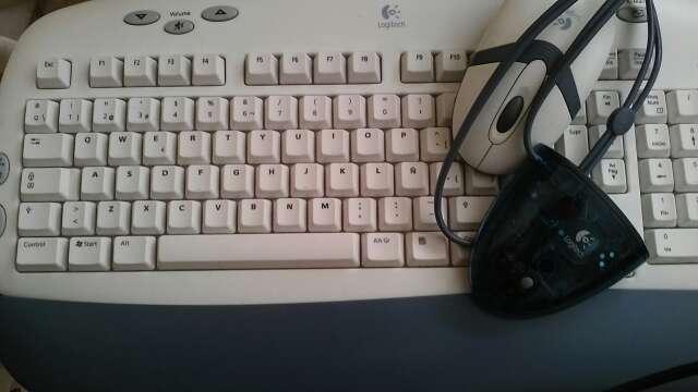 Imagen producto Teclado inalámbrico y ratón 2