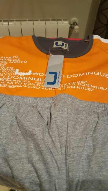 Imagen pijama Adolfo domingez