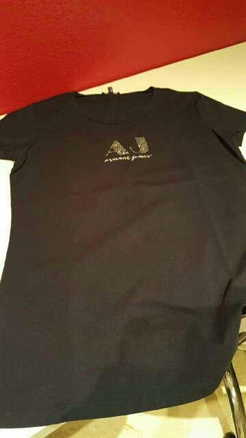 Imagen producto Camiseta armani  3