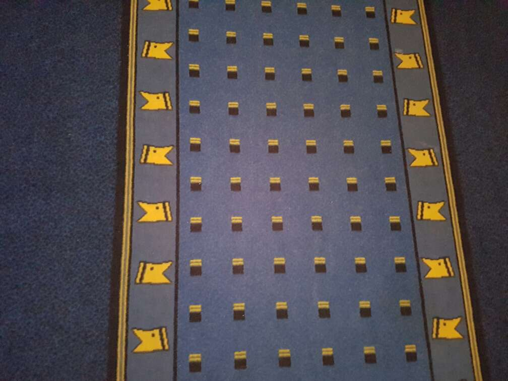 Imagen alfombra  de salon o pasillo