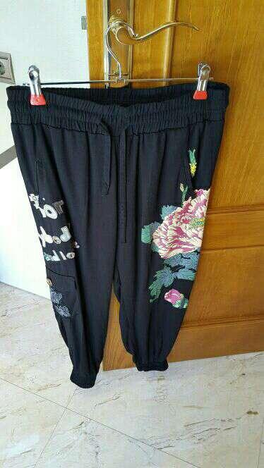 Imagen producto Pantalones desigual  2