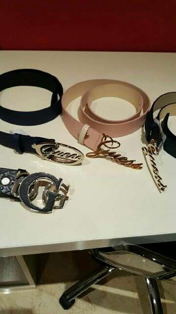 Imagen producto Cinturones guess  2