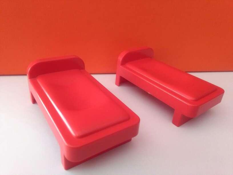 Imagen playmobil camas adulto