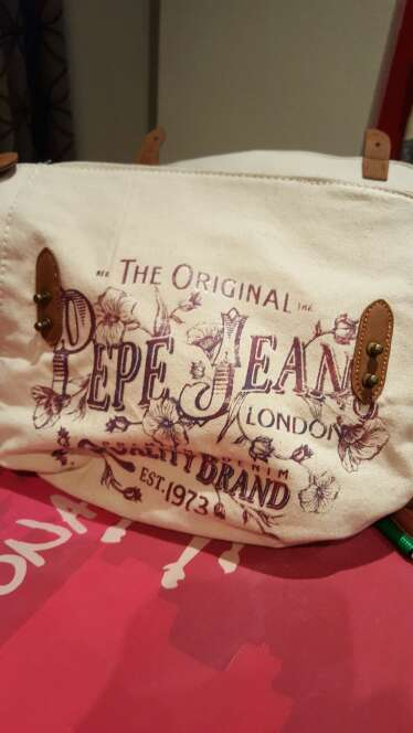 Imagen producto Bolso pepe jeans  4