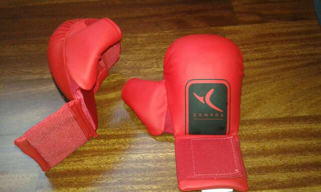Imagen producto Guantes body combate, karate 3