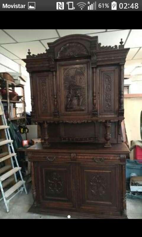Imagen mueble antiguo