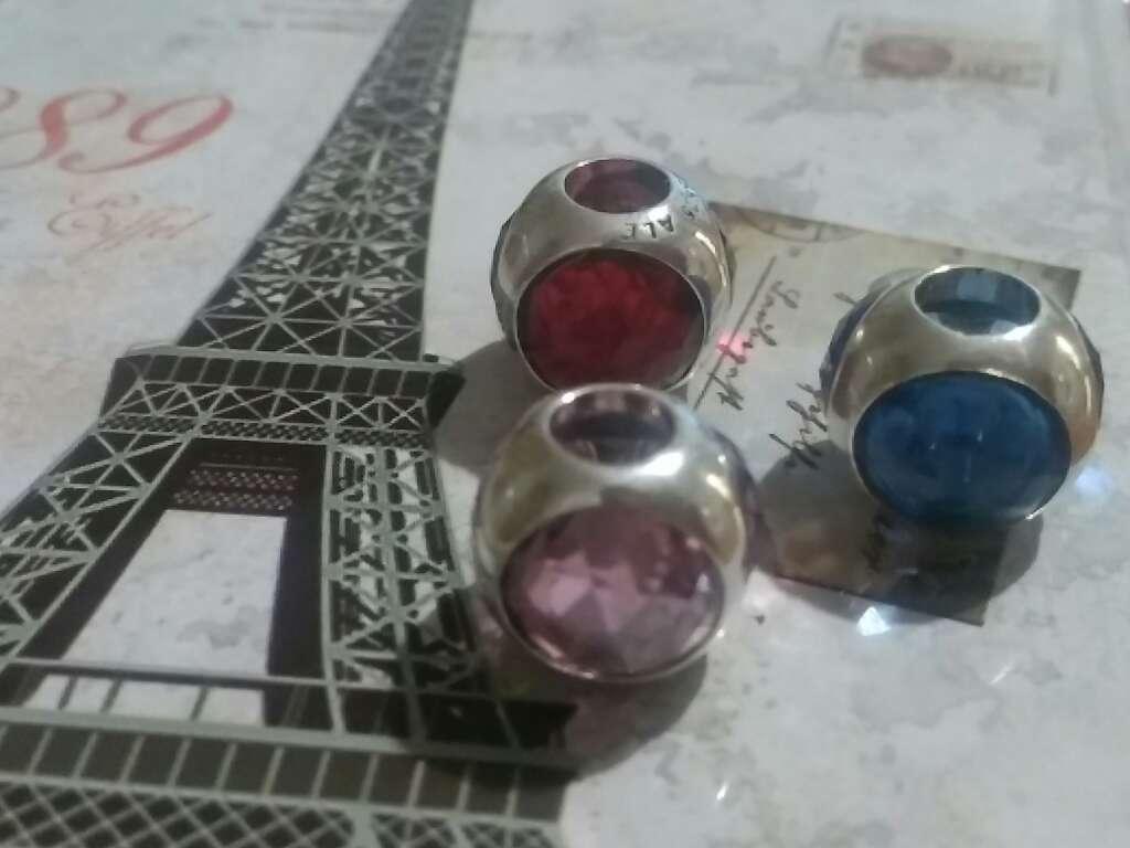 Imagen producto Charms (Cristal Redondo)  2