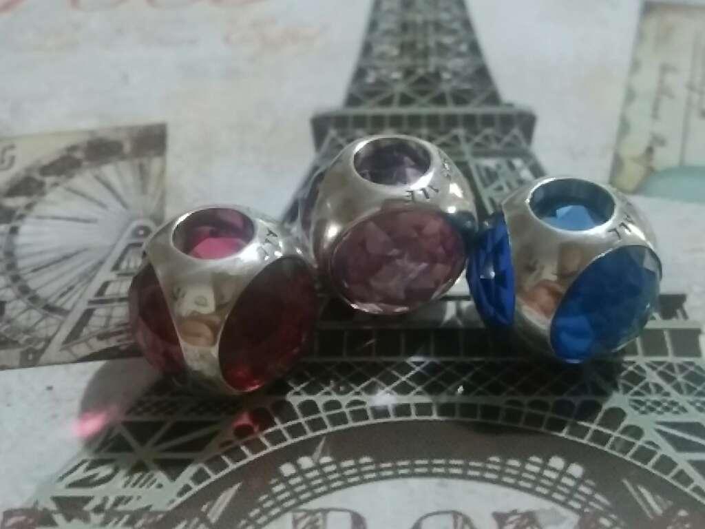 Imagen Charms (Cristal Redondo)