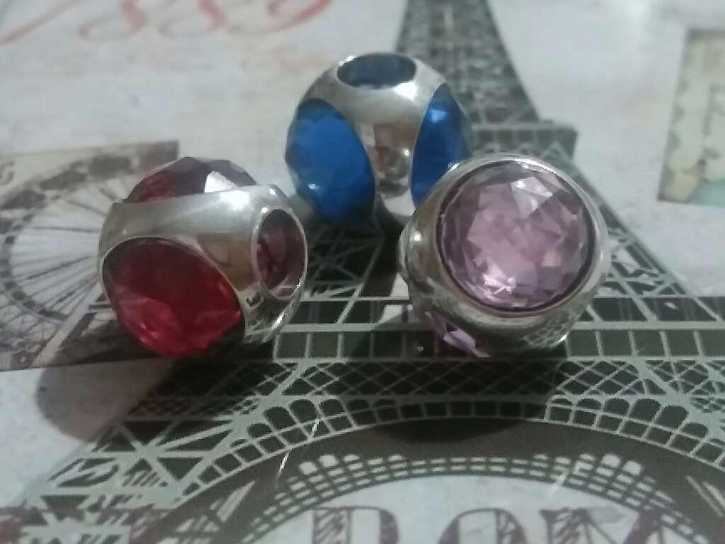 Imagen producto Charms (Cristal Redondo)  3