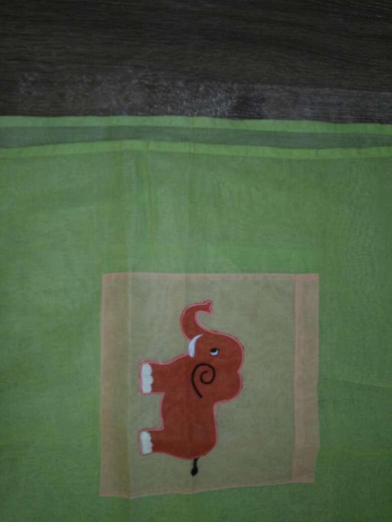 Imagen producto Cortina con bolsillos de Verbaudet 4